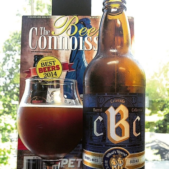 Bull and Bush Brewing Barrel Aged Old Ale