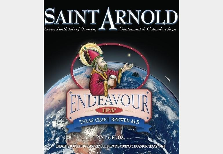 Saint Arnold Brewing Endeavour Double IPA