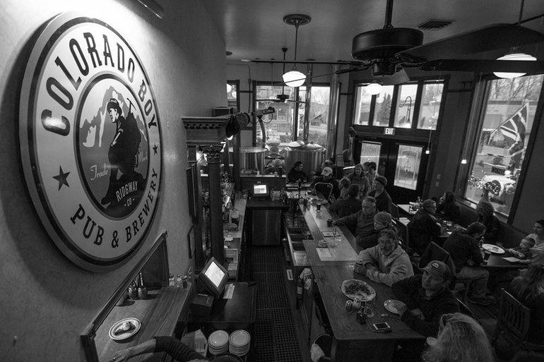 Colorado Boy Pub and Brewery