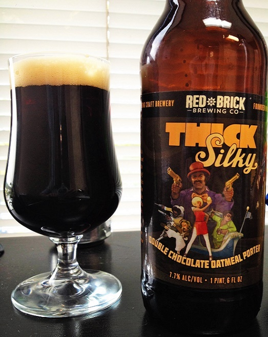 Red Brick Brewing Thick Silky