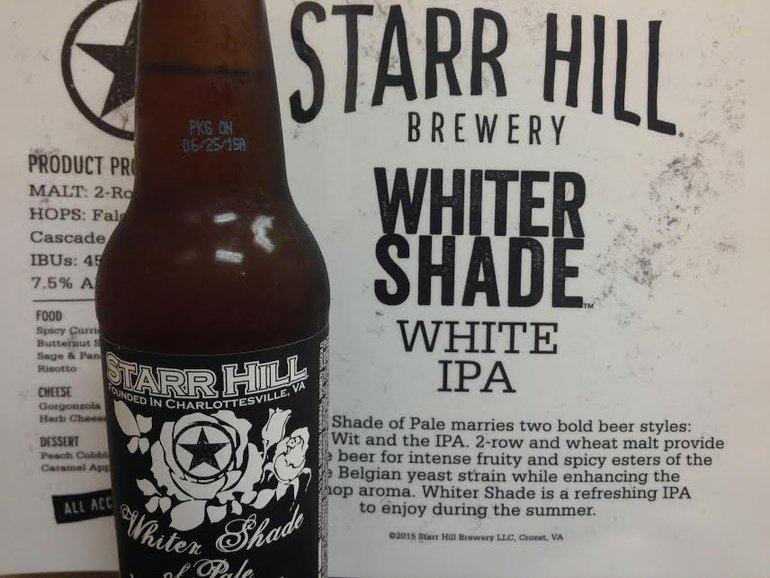 Whiter Shade of Pale Pint Break