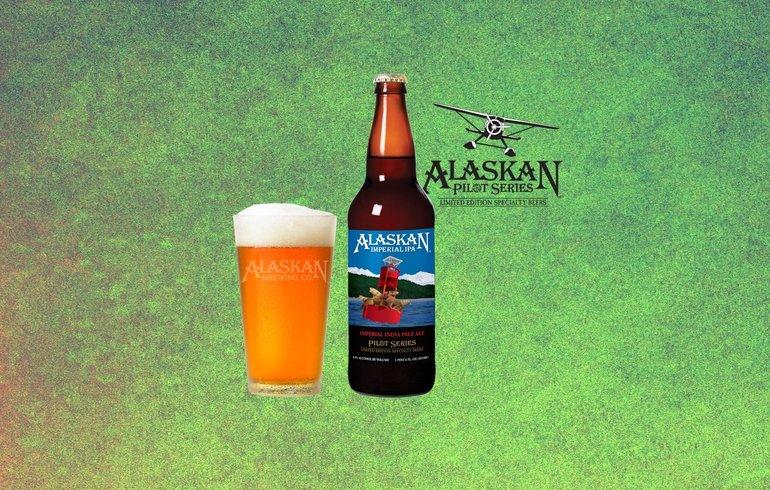 Alaskan Brewing Imperial IPA Beer Connoisseur