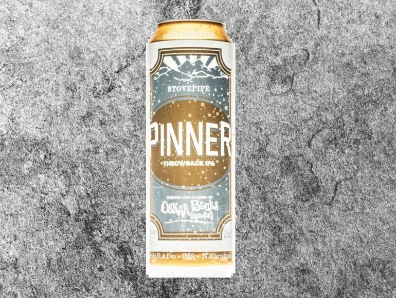 Pinner Stovepipe Can