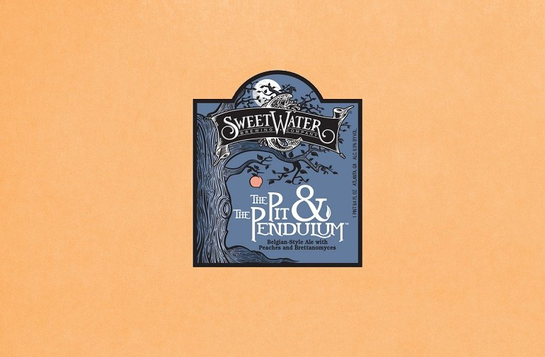 Sweetwater The Pit and The Pendulum Beer