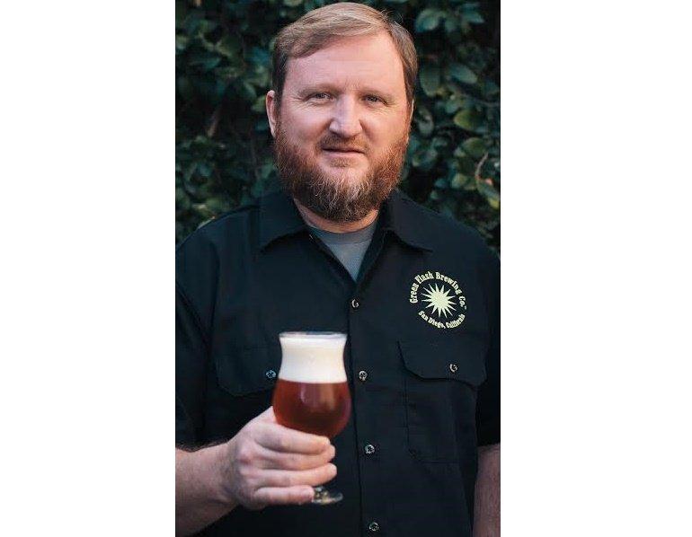 Chuck Silva Green Flash Brewmaster Resigns