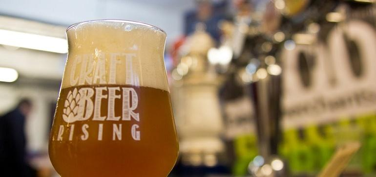 Craft Brewer Volume Share Grows