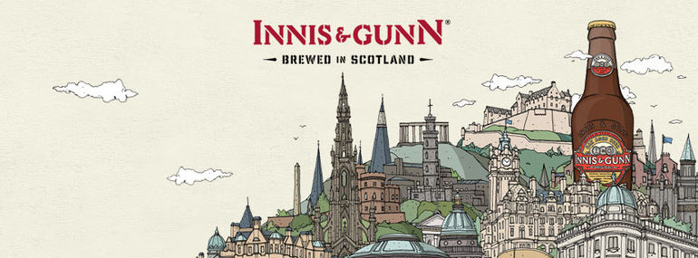Innis & Gunn Beer Connoisseur