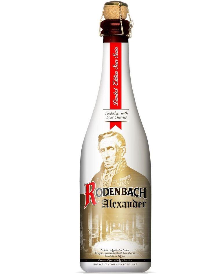 Brouwerij Rodenbach Alexander Beer