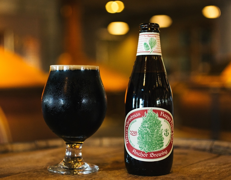 anchor brewing releases 44th edition of christmas ale - Christmas Ale Recipe