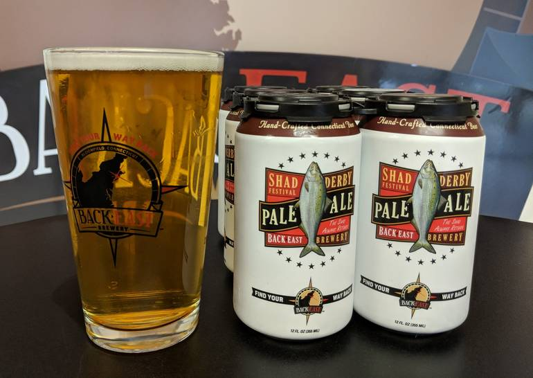 Back East Brewing Debuts Shad Derby Pale Ale
