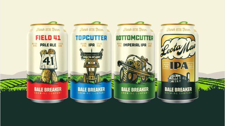 Bale Breaker Brewing Co. Unveils Rebrand
