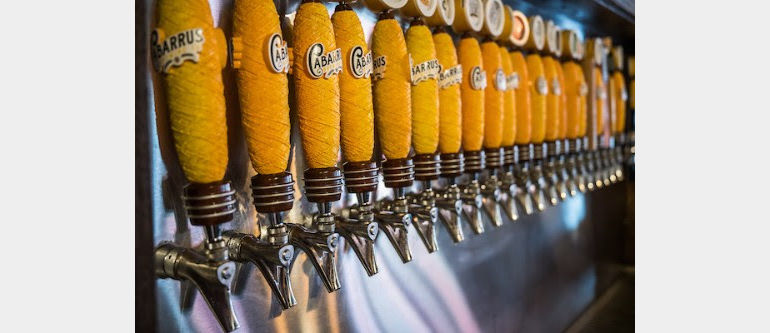 Cabarrus Brewing Co. Unveils Three New Brews on Draft