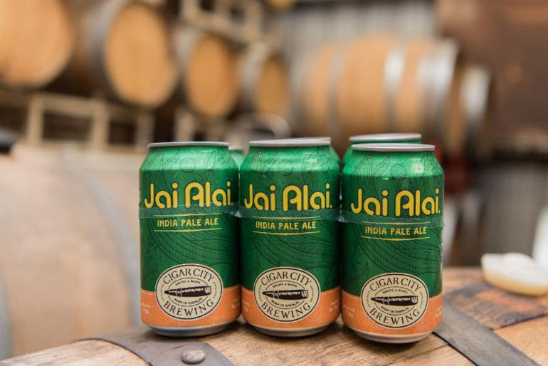 Cigar City Expands Distribution Overseas to United Kingdom