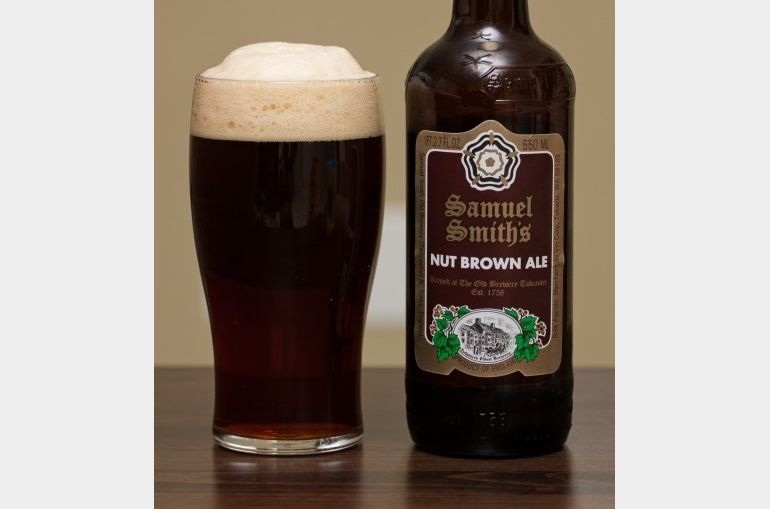 For the First Time, Samuel Smith's Nut Brown Is Available On Draft in US