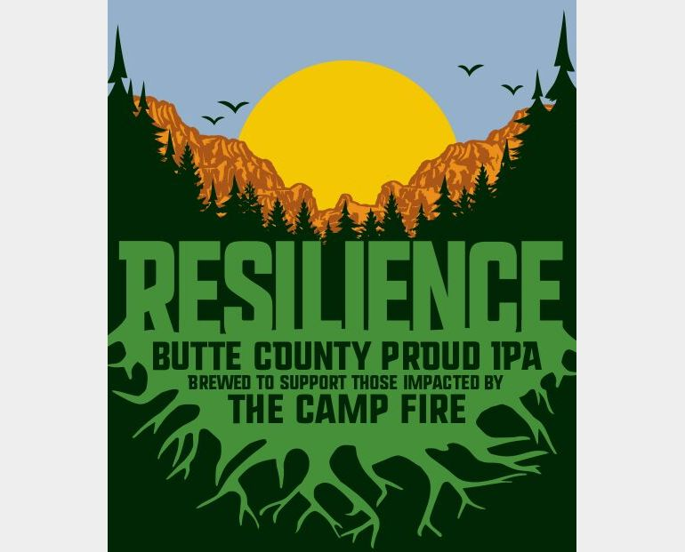 Garage Brewing Co. to Tap Resilience Butte County Proud IPA