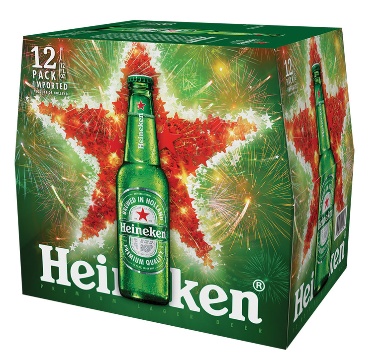 Heineken Unveils Limited-Edition Holiday Packaging, Large-Format Magnum Bottles