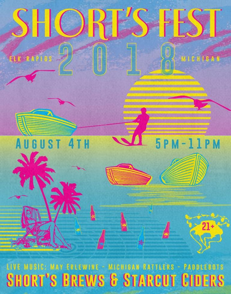Short's Brewing Co. Celebrates 9th Annual Short's Fest
