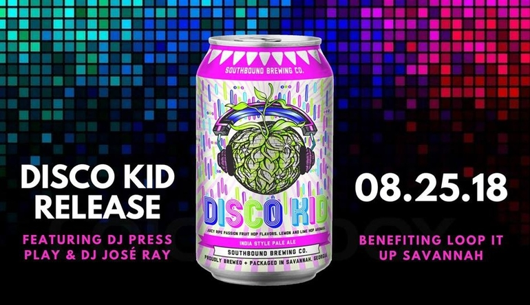 Southbound Brewing Debuts Disco Kid IPA