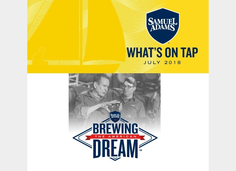 The Boston Beer Co. Announces Upcoming Pitch Room and Speed Coaching Brewing the American Dream Event