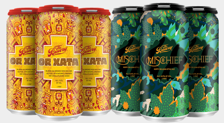 The Bruery Debuts Or Xata And Mischief In 16 Ounce Cans