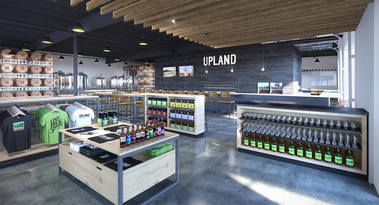 Upland Brewing Announces New Location