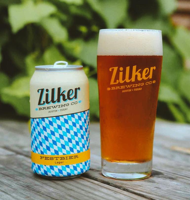 Zilker Brewing Co. Announces Release Party for Zilker Festbier