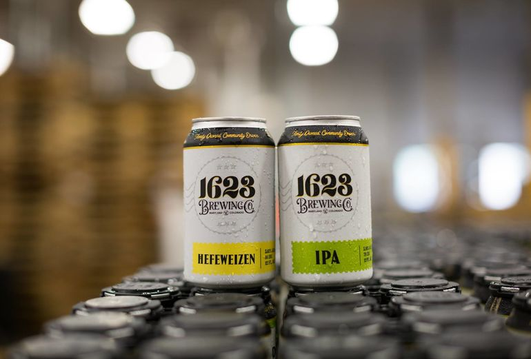 1623 Brewing Announces Western Maryland and Central Pennsylvania Distribution