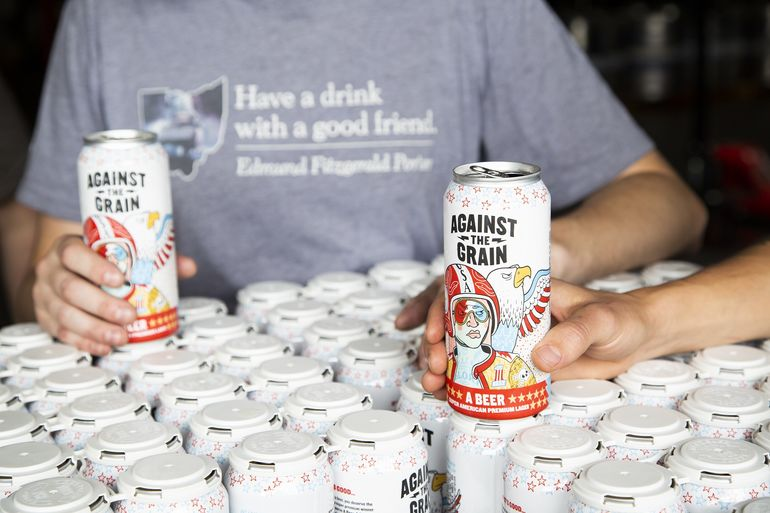 Against the Grain Brewery Debuts 'A Beer' Year-Round