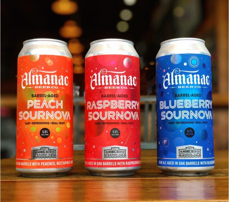 Almanac Beer Co. Announces Statewide Distribution Throughout California