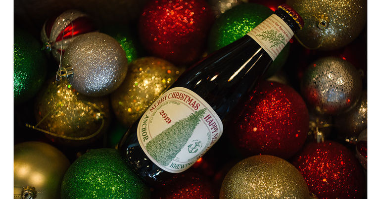 Anchor Brewing Company Debuts the 45th Annual Christmas Ale,  the Revered Holiday Beer of the Season