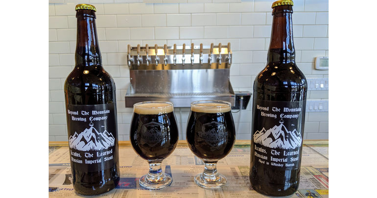 Beyond The Mountain Brewing Co. to Release Icculus Russian Imperial Stout