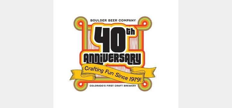 Boulder Beer Co. Celebrates 40th Anniversary with New Beers and Hard Seltzer Release