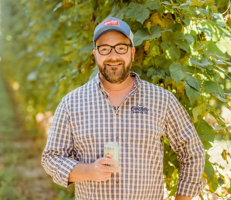 Cape May Brewing Co. CEO Ryan Krill Named to Beer Institute Board of Directors
