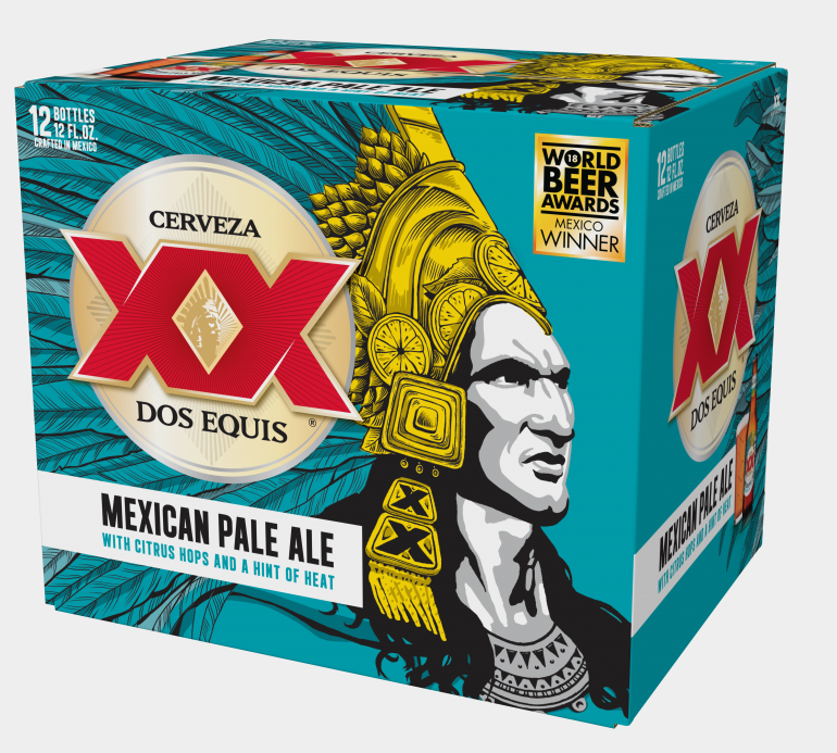 Dos Equis Mexican Pale Ale Debuts in Texas and New Mexico