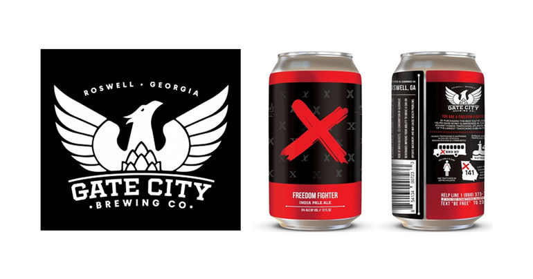 Gate City Brewing Co: Changing Lives with Freedom Fighter IPA