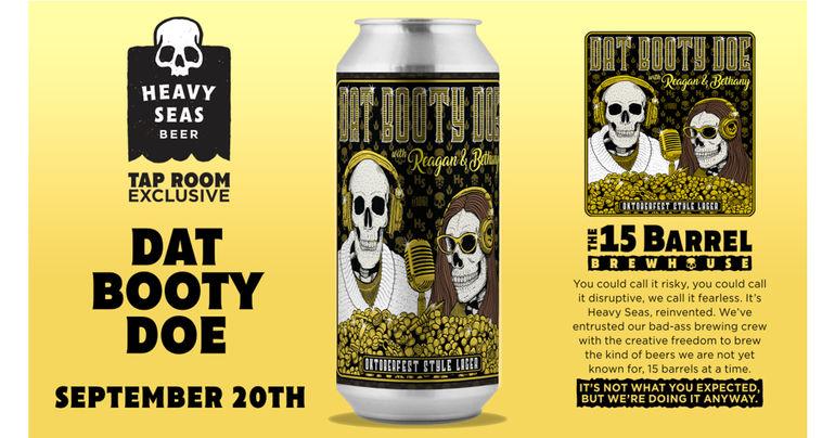 Heavy Seas Beer Debuts Dat Booty Doe Collaboration Beer