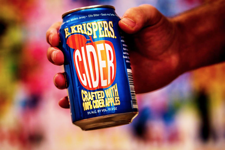 Heavy Seas Beer Launches E.Krispers Cider