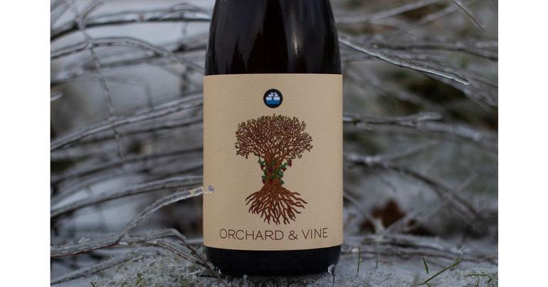 Kent Falls Brewing Co. Announces Orchard & Vine Farmhouse Ale