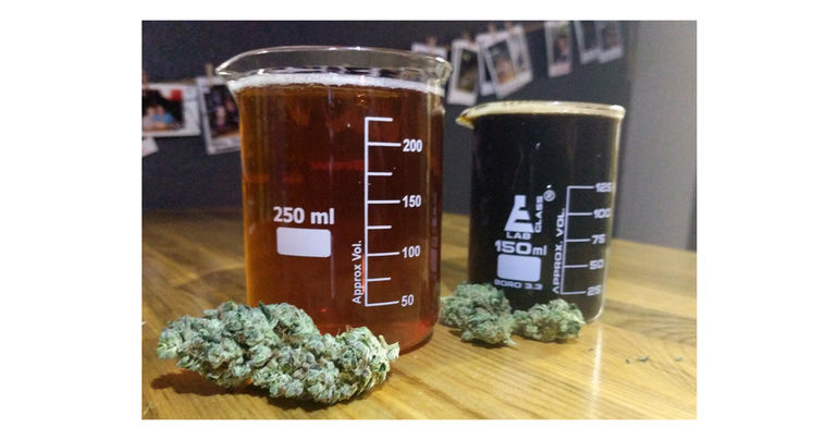 Legalized Recreational Marijuana May Negatively Affect Alcohol Sales