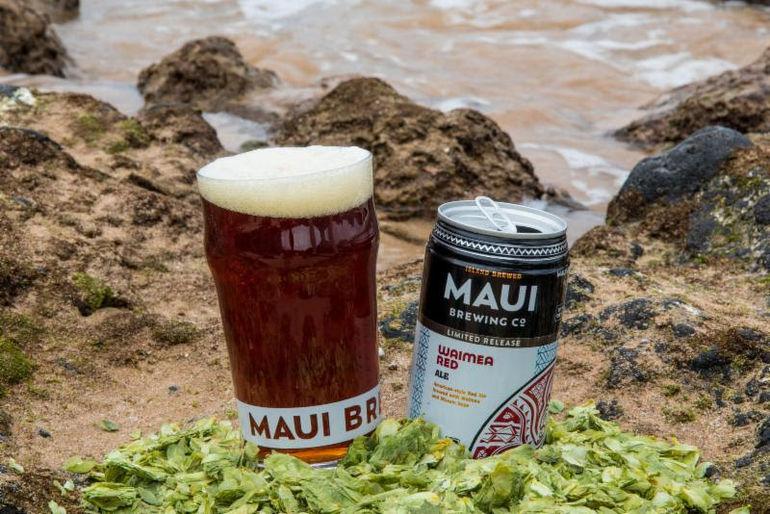 Maui Brewing Co. Kicks Off 2019 with Relaunch of Waimea Red Ale
