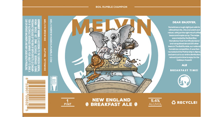 Melvin Brewing Announces 2019 Boil Rumble Champion and Beer Release Dates