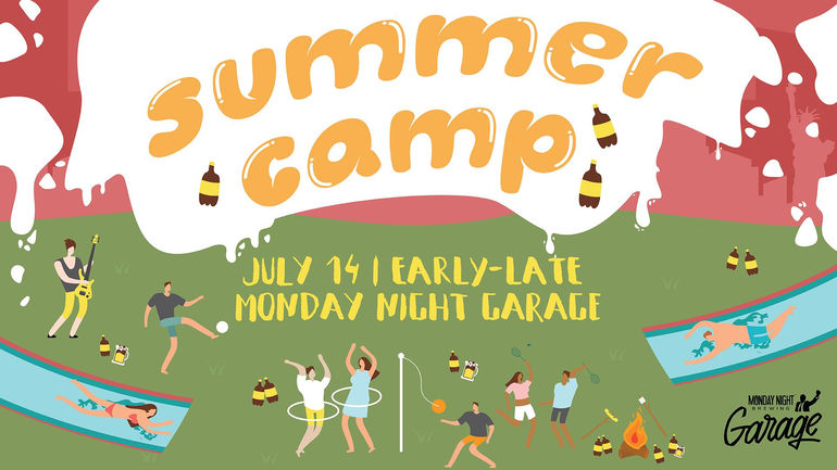 Monday Night Brewing Announces Summer Camp 2019