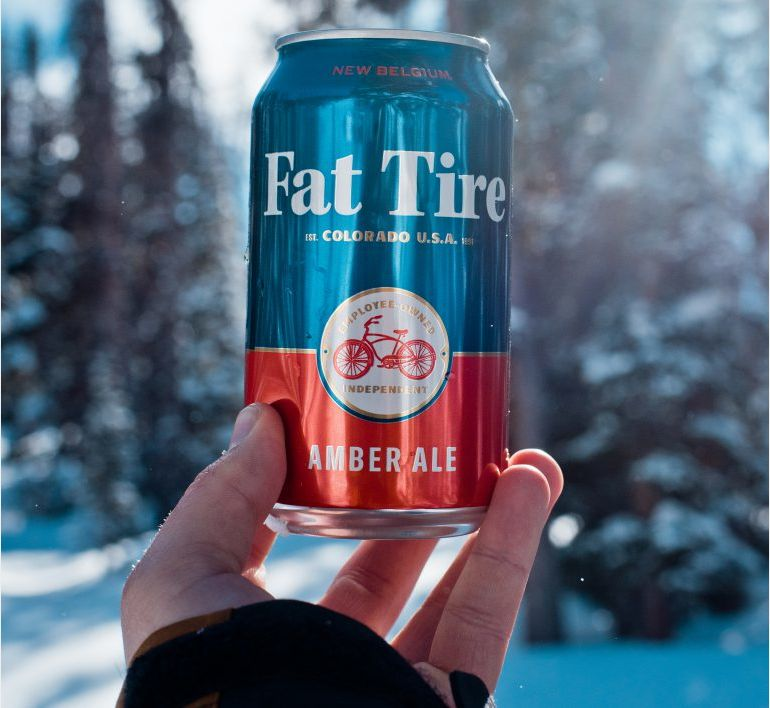 New Belgium Brewing Co. Announces Redesign of Flagship Fat Tire's Packaging