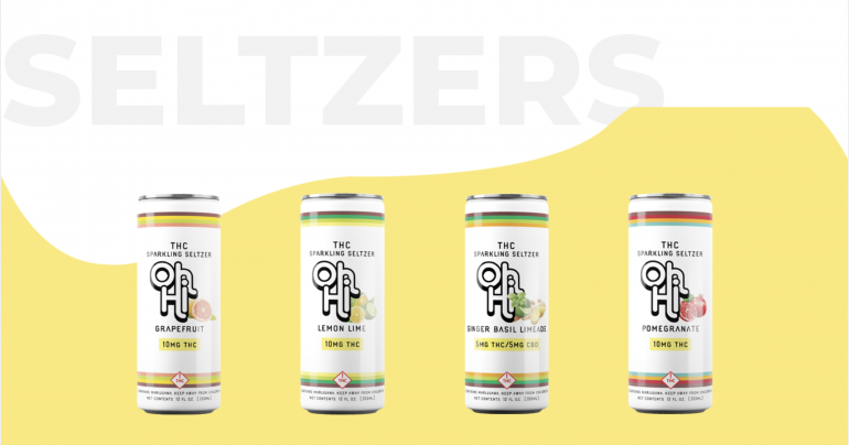 Oh Hi Beverages Unveils Cannabis Seltzer for Colorado Release
