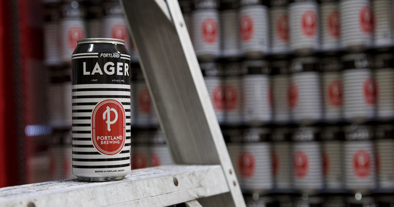 Portland Brewing Debuts New Year-Round Beer: Portland Lager