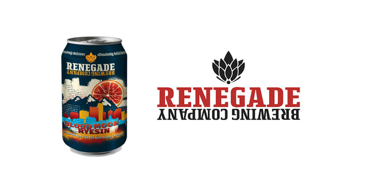 Renegade Brewing Co. Debuts Blood Moon Ryesin, a New Fall Seasonal