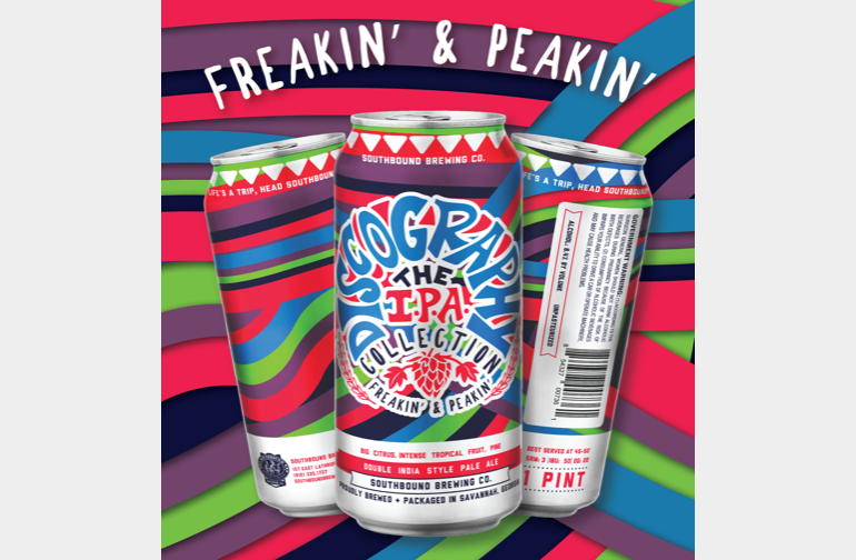 Southbound Brewing Co. Announces Freakin' and Peakin' Double IPA