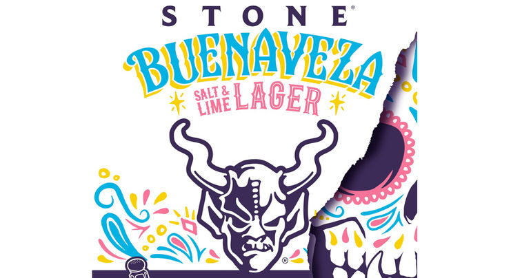 Stone Brewing Co. Buenaveza Salt & Lime Lager Now Available in California