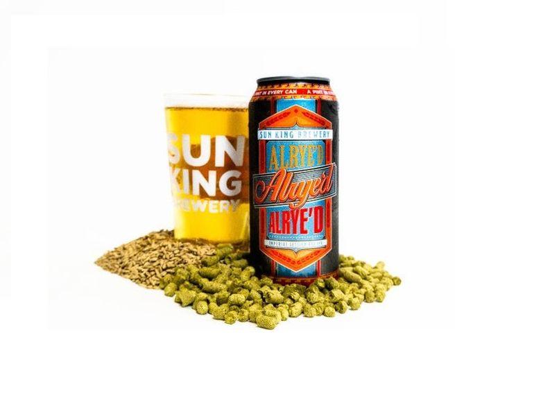 Sun King Brewing's Alrye'd Alrye'd Alrye'd Returns on Seasonal Basis