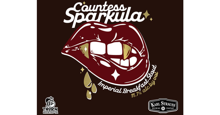 Thorn Brewing Co. Releases Countess Sparkula